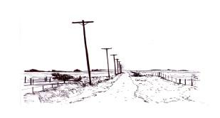 34 strada con pali 001